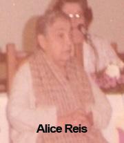 Alice Reis